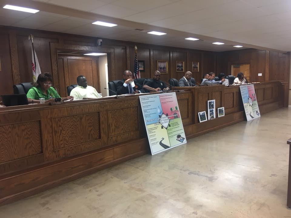 opelousas city council