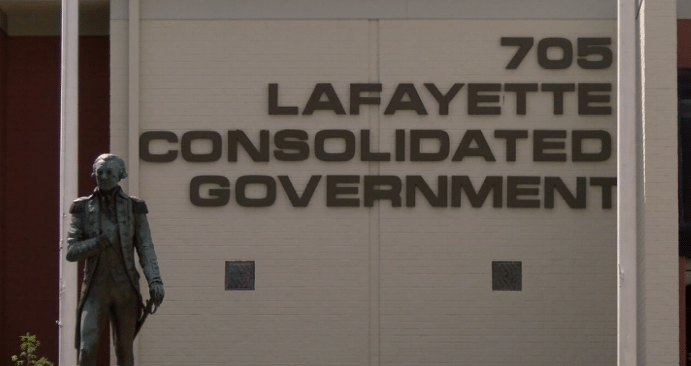 Lafayette Consolidated Government building