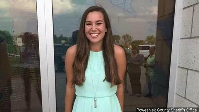Missing Iowa student Mollie Tibbets