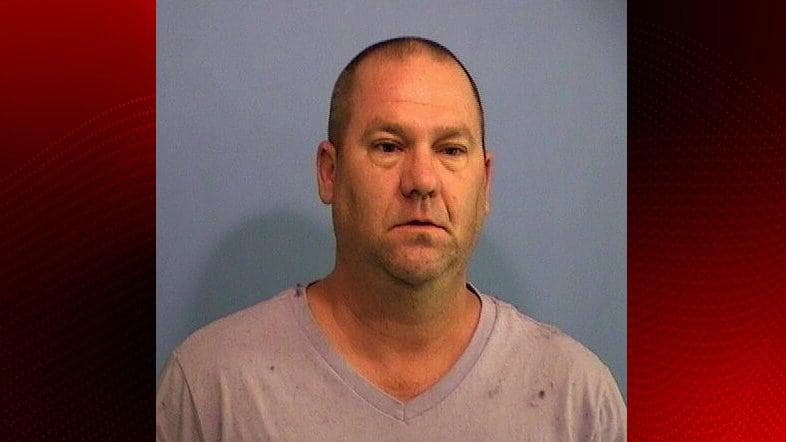 Arrested Hammond Officer Brad Core