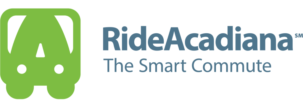 Ride Acadiana Logo