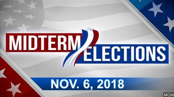 Midterm Elections set for Nov. 6, 2018 (Photo: MGN)