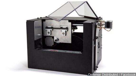 PHOTO: 3D Printer, Photo Date: 6/13/2017