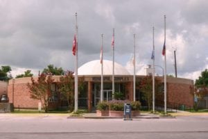 photo of erath town hall