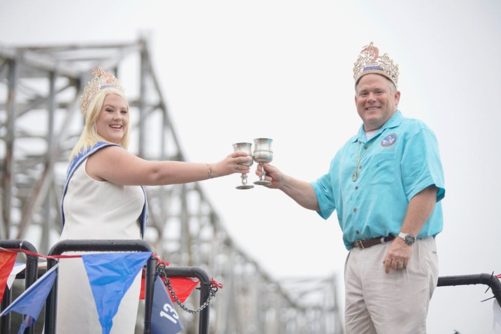Blessing of the Fleet 83rd Shrimp and Petroleum Festival