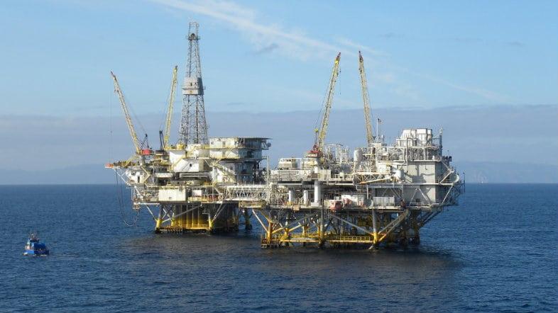 Oil Platform BSEE