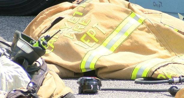 firefighters raising money for mda