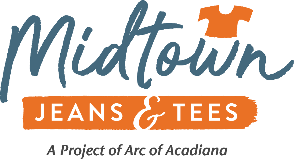 Midtown Jeans and Tees Logo
