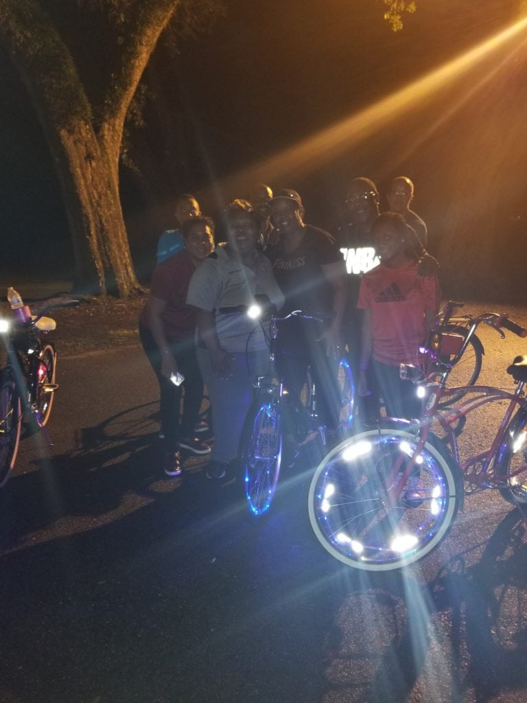 Bike with Lights Ride