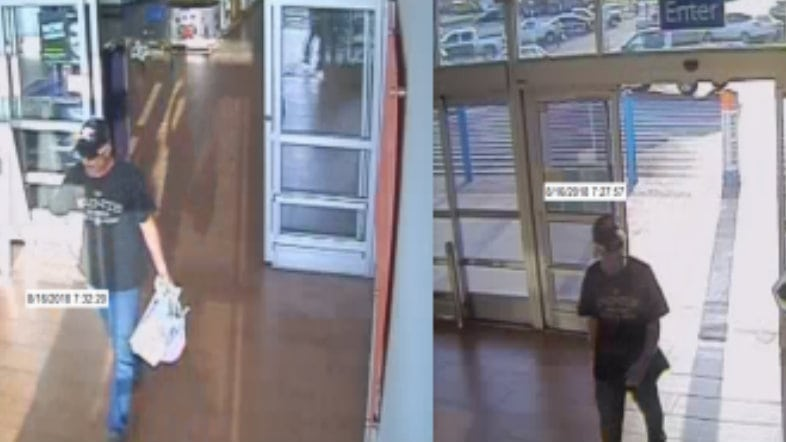 Lafayette Burglary suspect