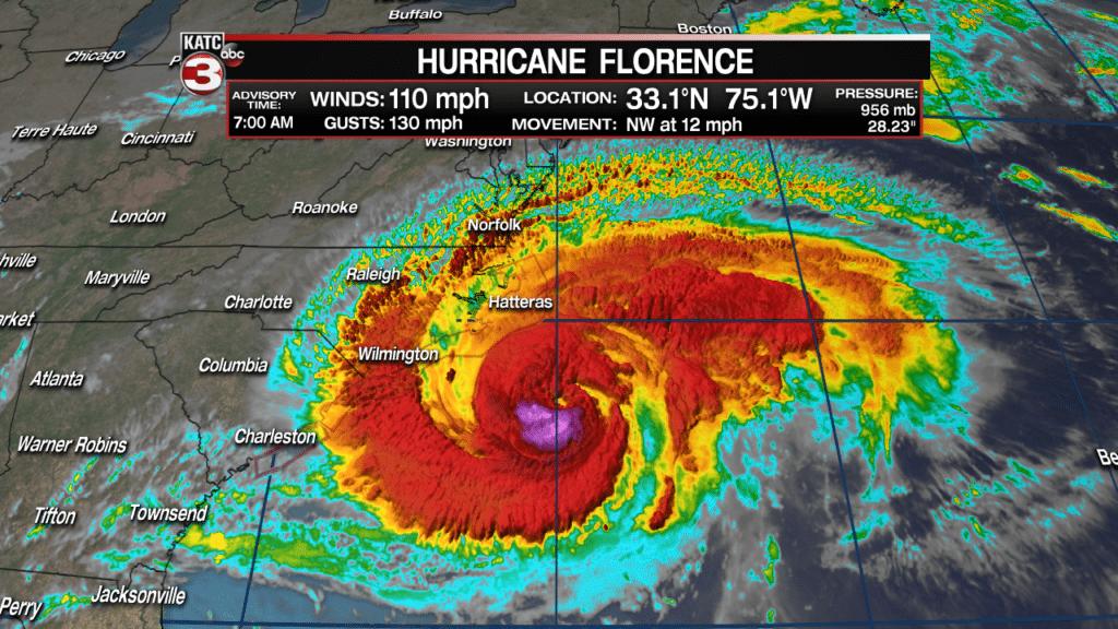Florence satellite