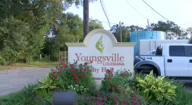 Youngsville City Hall