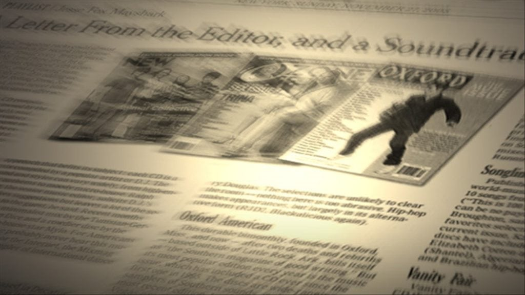 Generic photo of newspaper (Photo courtesy: MGN Online)