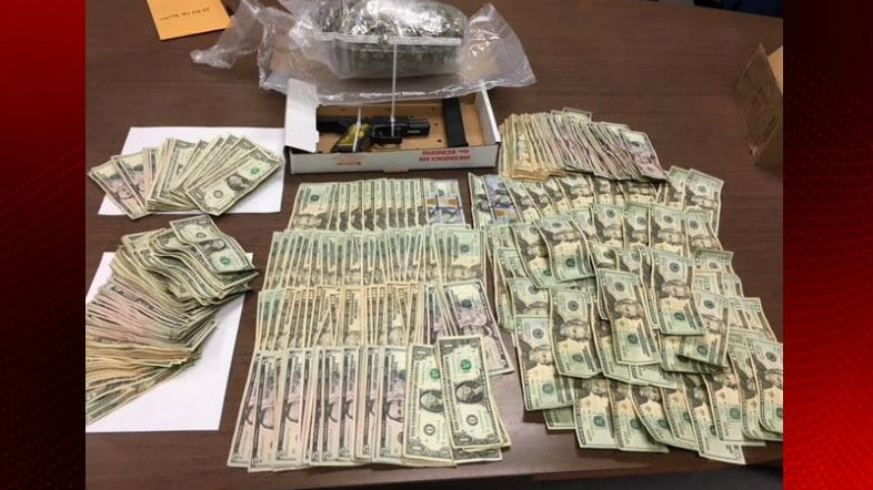 recovered in homicide arrest