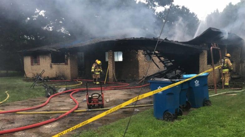 fatal Lafayette house fire