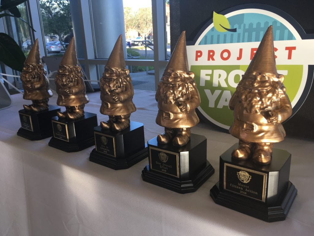 Project Front Yard awards ceremony