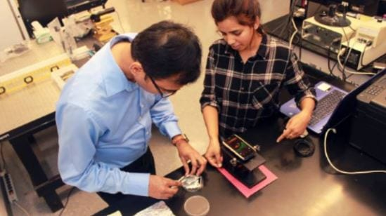 Seeing the many POC devices that already exist for diabetes, pregnancy and other health conditions, LSU Mechanical Engineering Assistant Professor Manas Gartia wondered why there couldn't be one for breast cancer genetic testing.