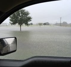 Pickett Rd. in Erath (By Candy Vincent)