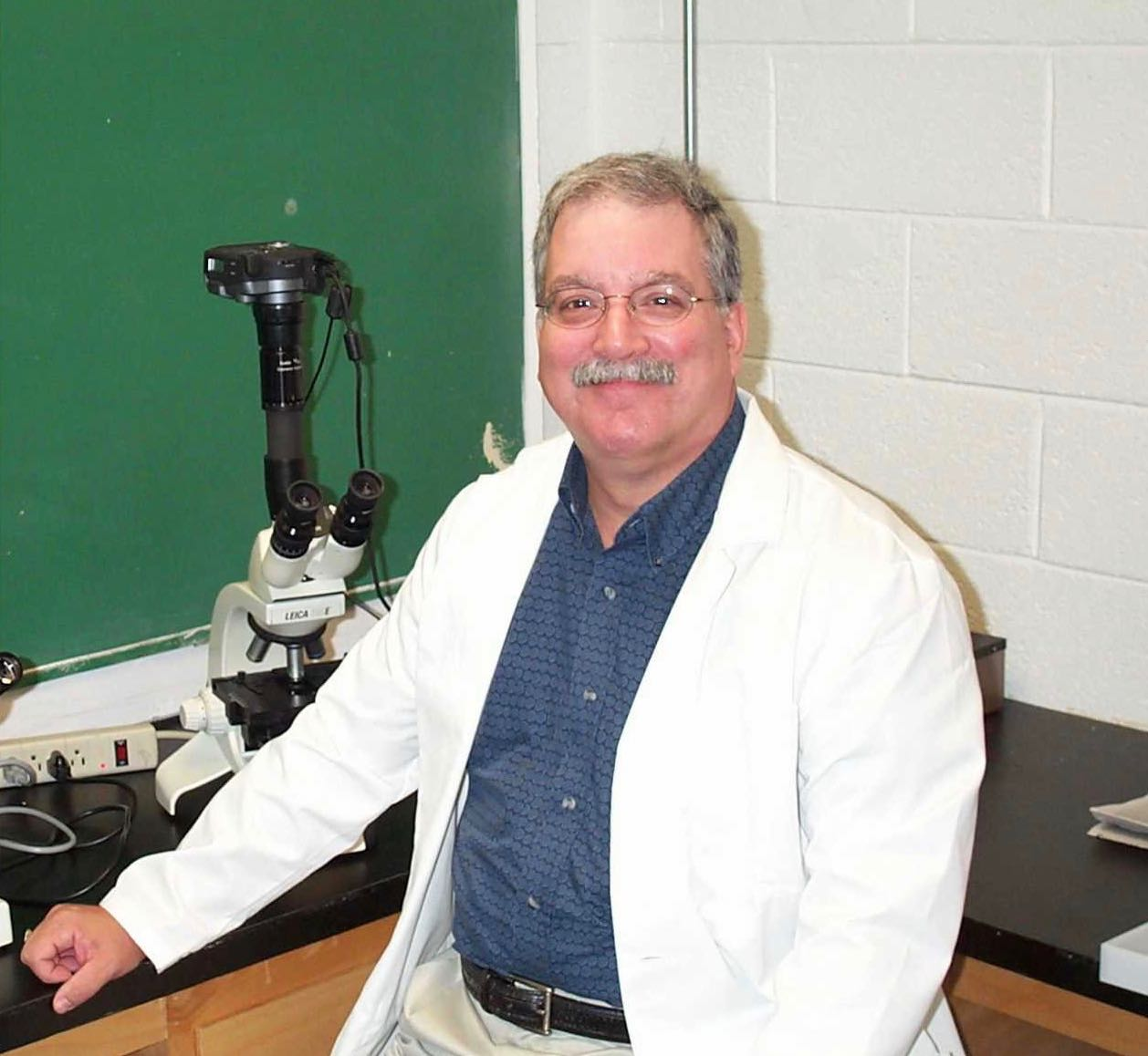 Dr. David K. Mills, a professor at Louisiana Tech University, is one of the state's leading researchers on using 3D printing in biomedical research. Photo credit: Courtesy of David K. Mills.
