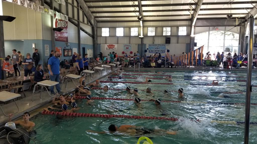 High school swimmers to advance to LHSAA state champs