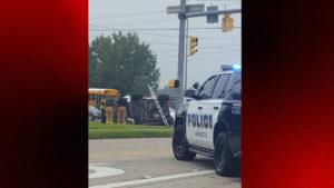 Traffic crash Lafayette