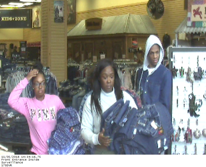 If anyone has any information about the identity of the suspects, contact the Lake Charles Police Department's Lt. Todd Chaddick at 337-491-1324.