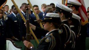 Veterans Day at Progressive Baptist Church