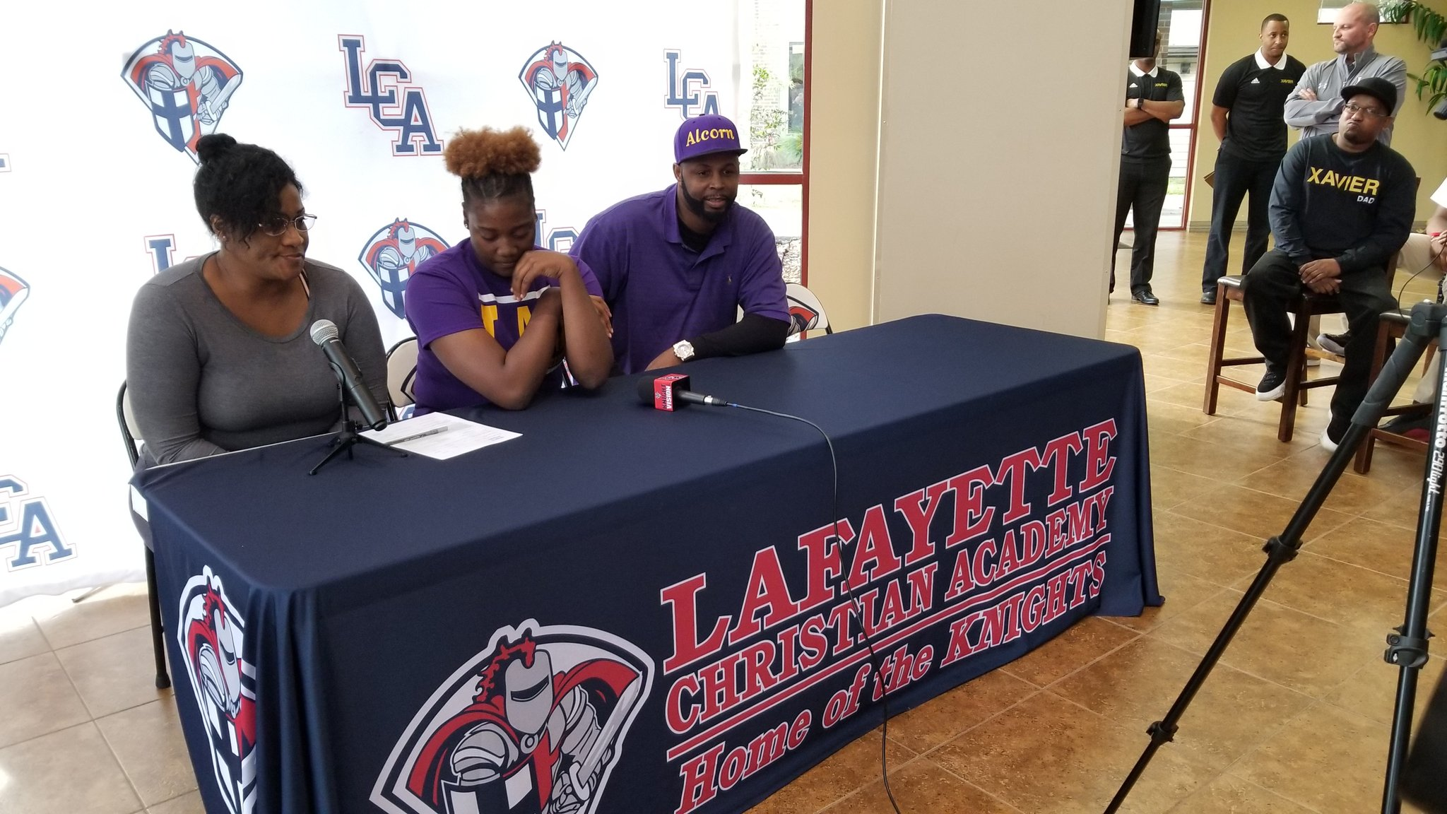 Bre Porter commits to Alcorn State