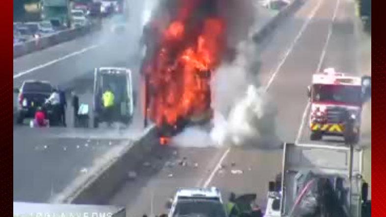 Vehicle-fire-I-10-West