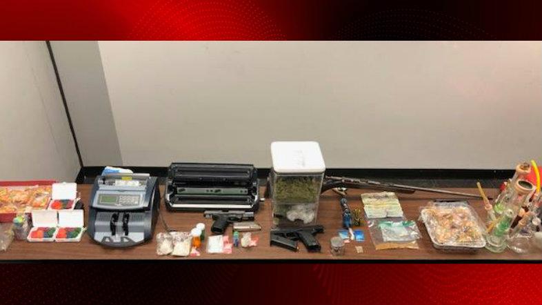 LPD Narcotics bust 11-20