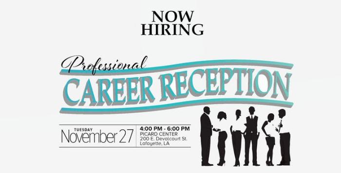Professional Career Reception