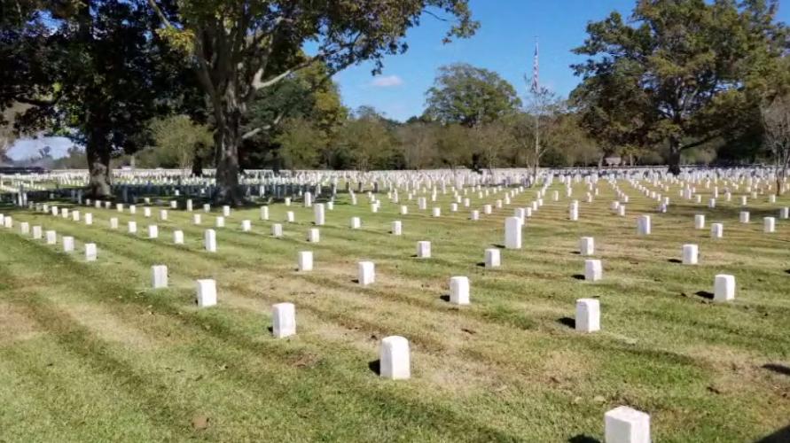 Port Hudson Civil War Cemetery