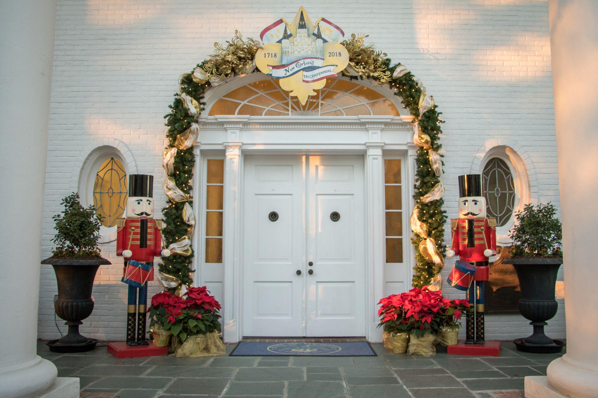Governor's Mansion Christmas