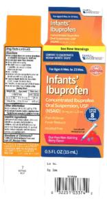 Infant Ibuprofen recalled