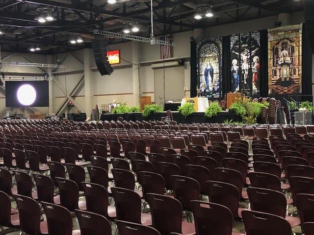 Lafayette Diocese Centennial Mass