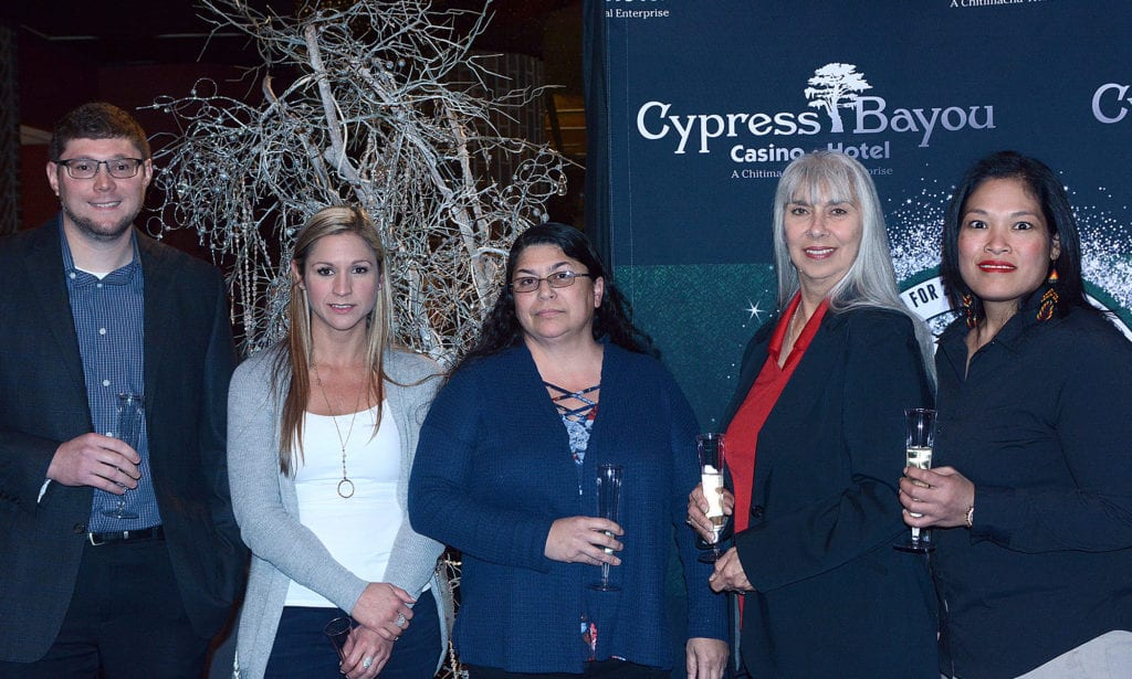 Cypress Bayou Casino Hotel, Louisiana's first land-based casino marks their 25th Anniversary with a special ceremony.