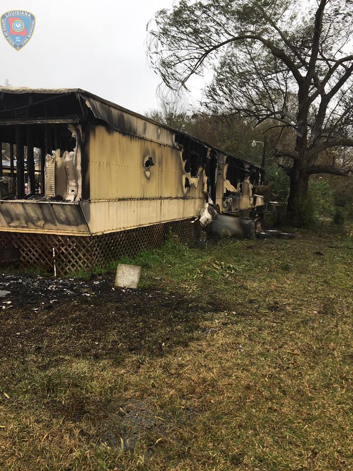 Jeanerette fatal morning fire