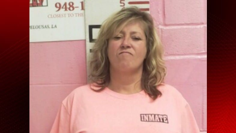 Woman attempting to bond out inmate arrested for DUI