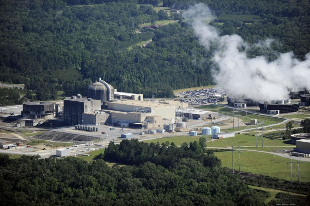 Aerial view of the River bend Nuclear Power Plant near St. Francisville. Advocate file photo by RICHARD ALAN HANNON