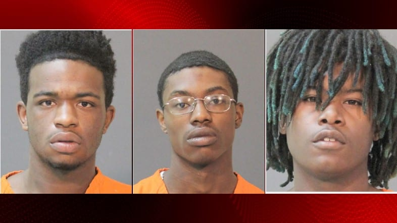 Lake Charles armed robbery suspects