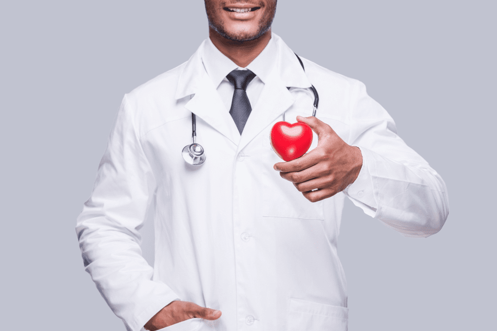Dr. Corwin Thomas - American Heart Month