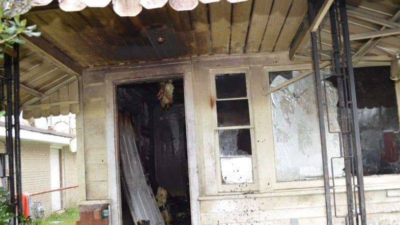 South Orange house fire