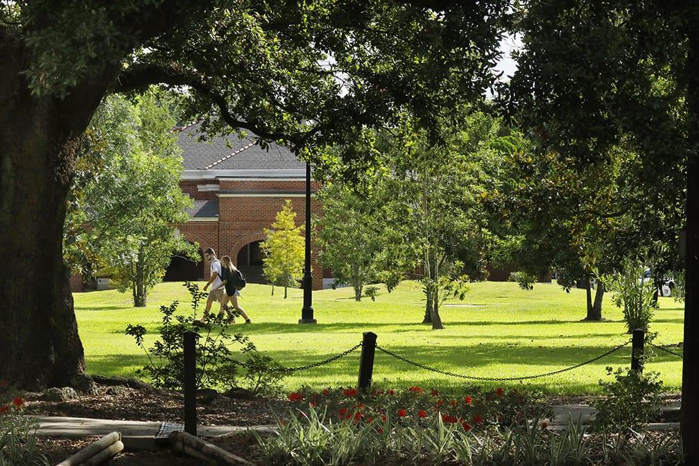 UL Lafayette campus {Doug Dugas Photographer}- {University of Louisiana at Lafayette}
