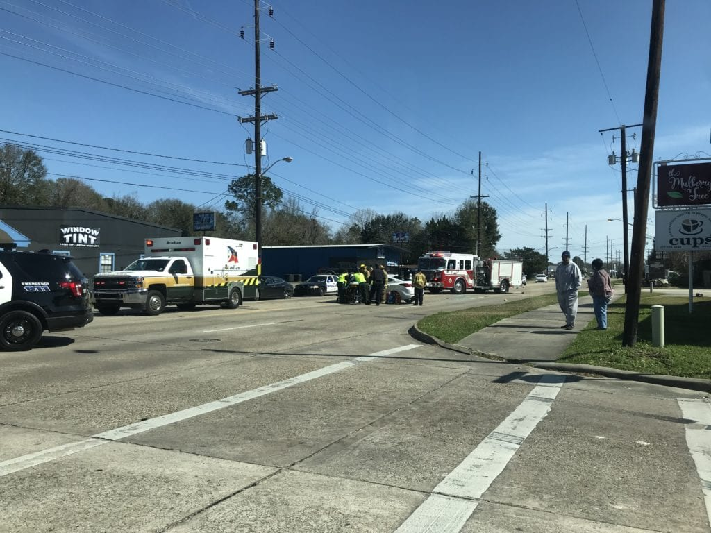 Guilbeau Road crash 2-9