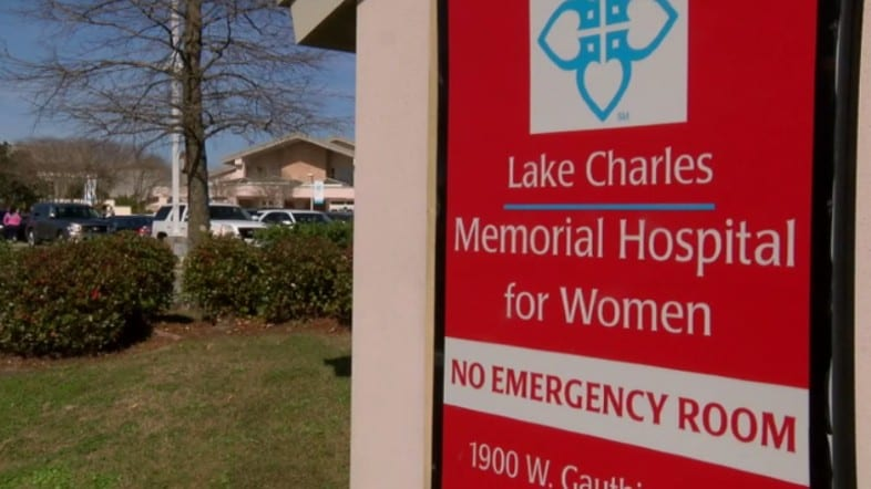 Lake Charles Memorial Hospital for Women