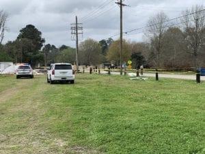 body found on Lebesque Road