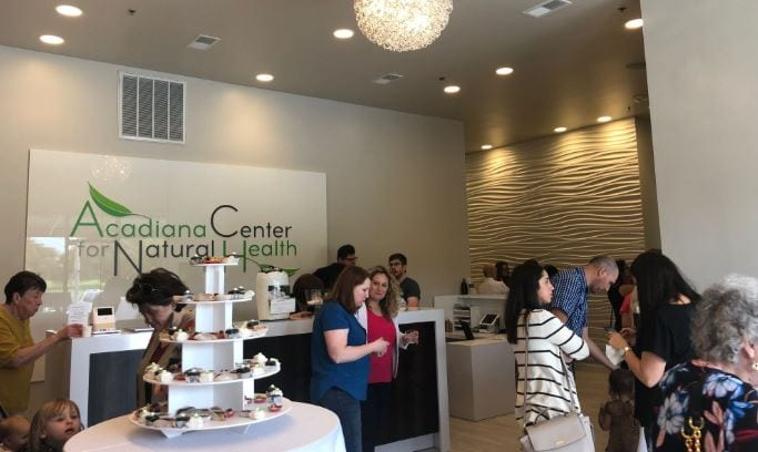 Acadiana Center for Natural Health hosts Grand Opening Event on March 13, 2019