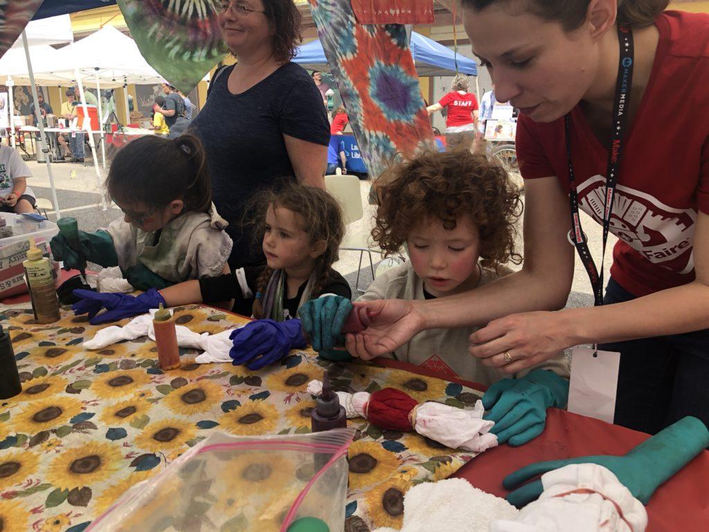 Lafayette Mini Maker Faire