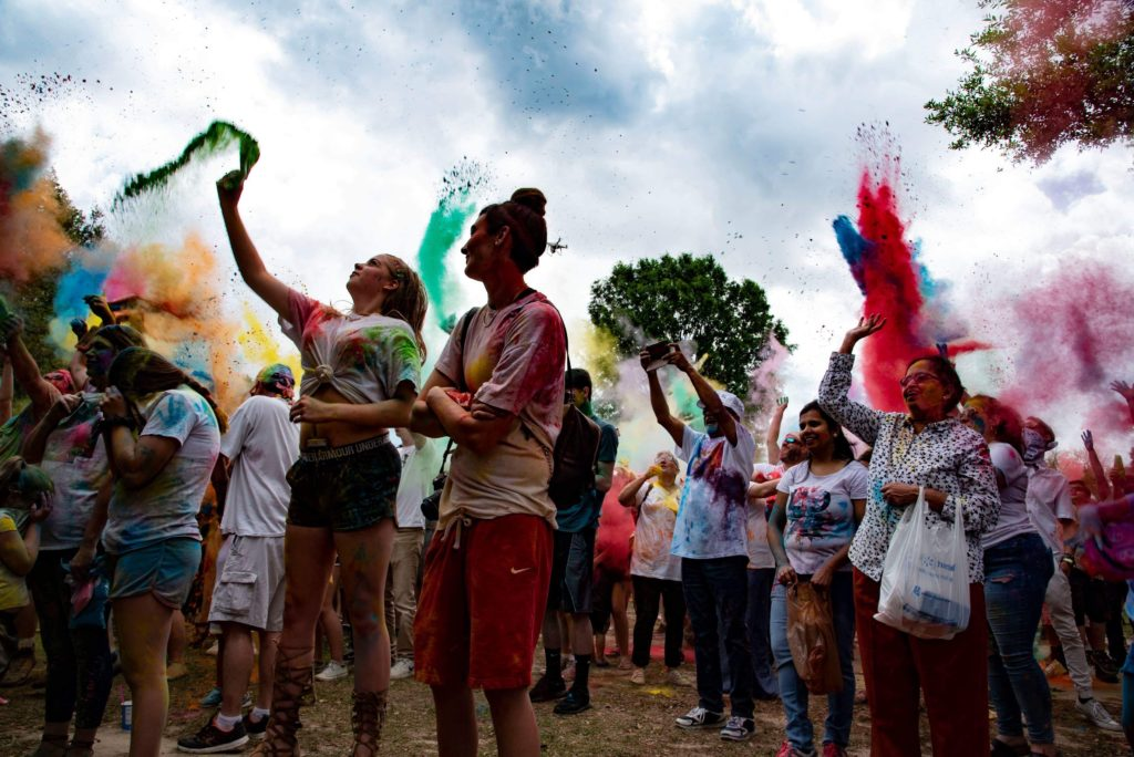 Lafayette Holi Festival