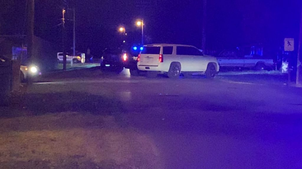 Abbeville officer shot